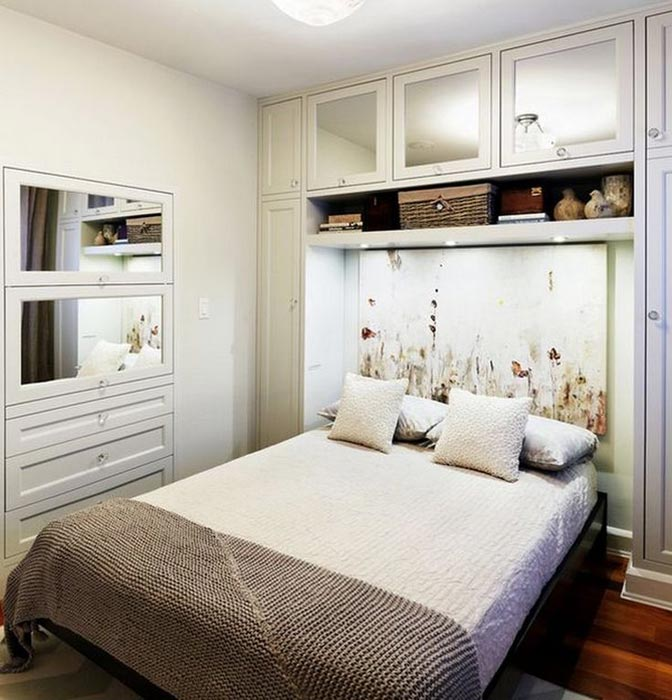 : bedroom fitted wardrobes ideas