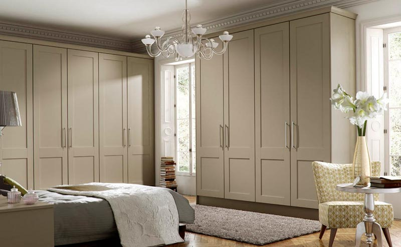 : bedroom fitted wardrobes ireland
