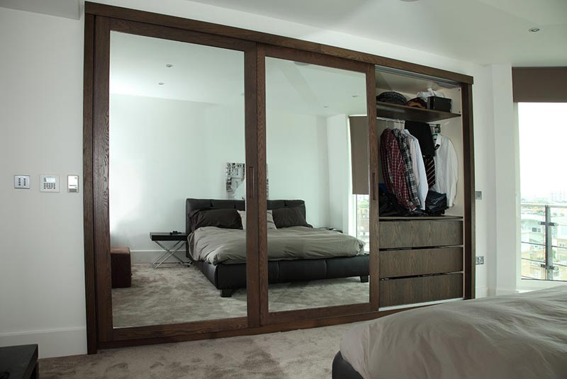 : bedroom fitted wardrobes london