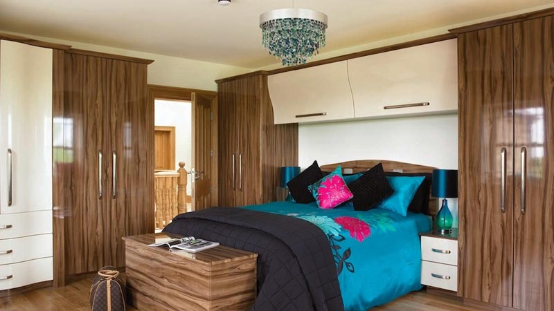 : bedroom fitted wardrobes manchester