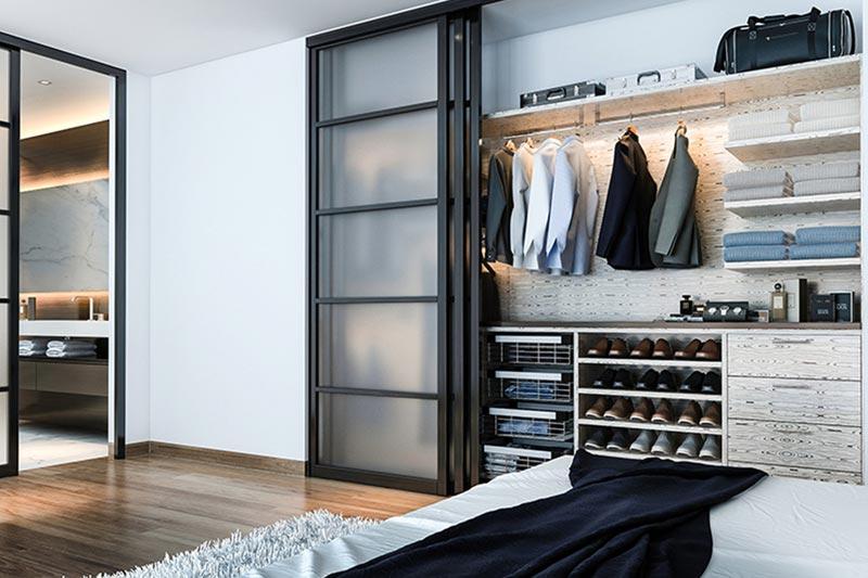 custom closet design austin