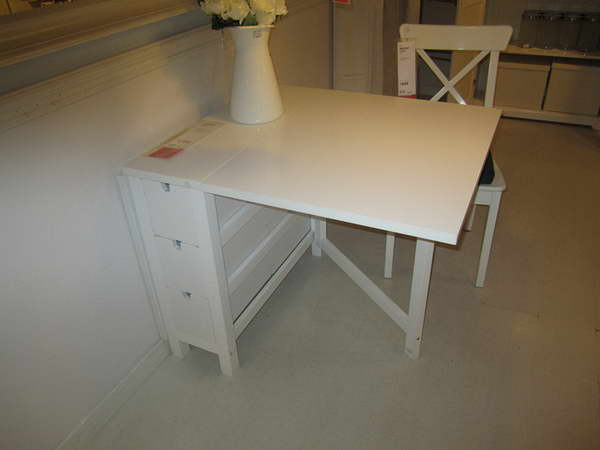 foldable dining table ikea