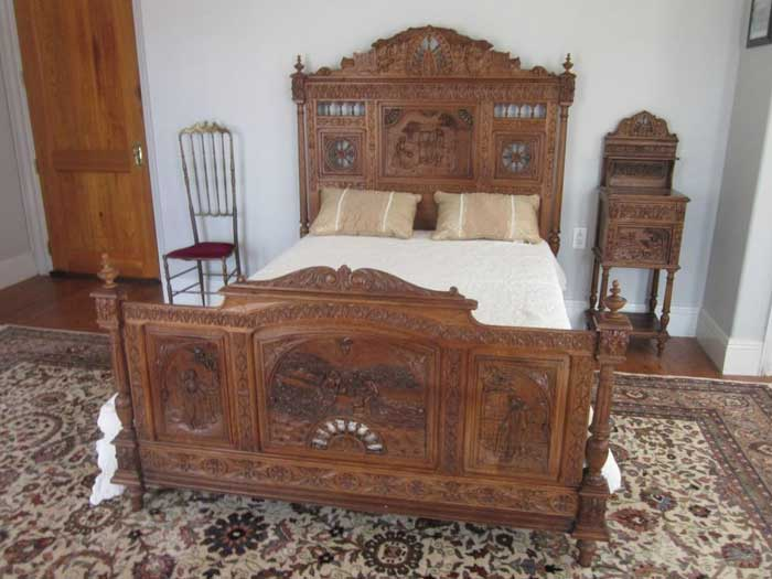 : antique bedroom furniture ebay