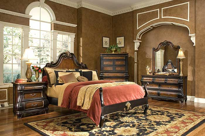 : antique bedroom furniture victorian