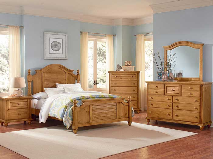 : antique pine bedroom furniture