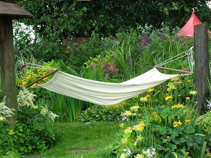 denewood garden furniture hammock
