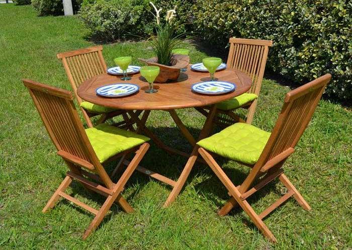 jati teak garden furniture