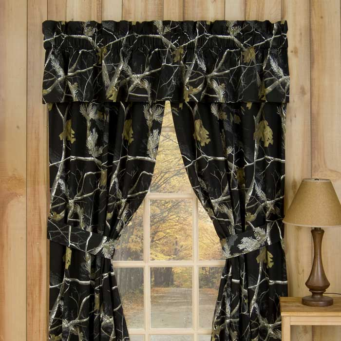 realtree max 4 camo drapes