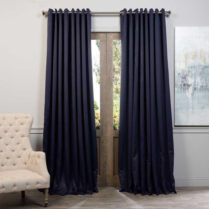 108 curtains grommets