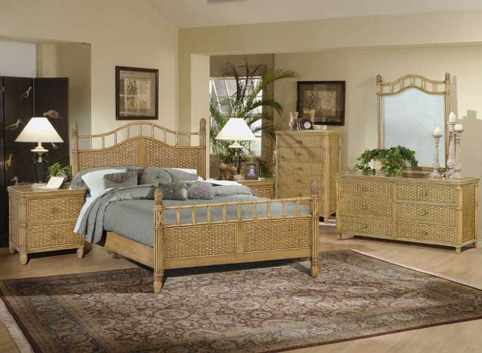 : bamboo bedroom furniture sets