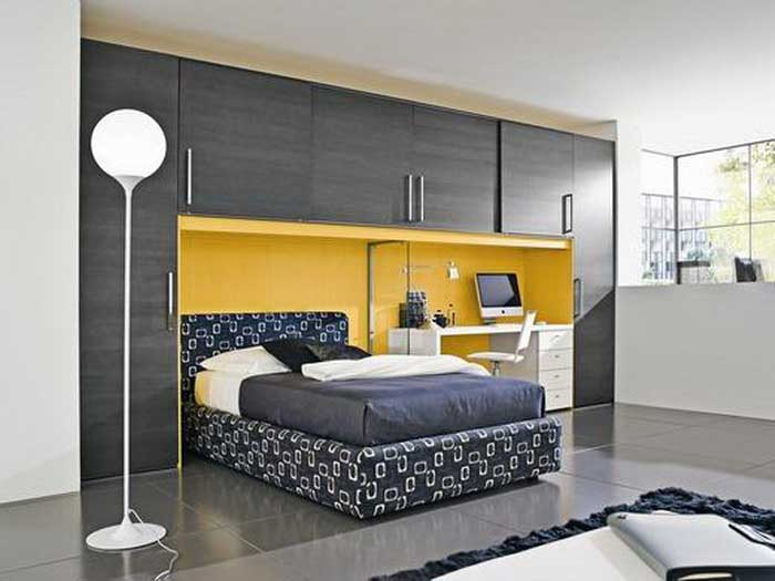 : bedroom furniture designs for small rooms