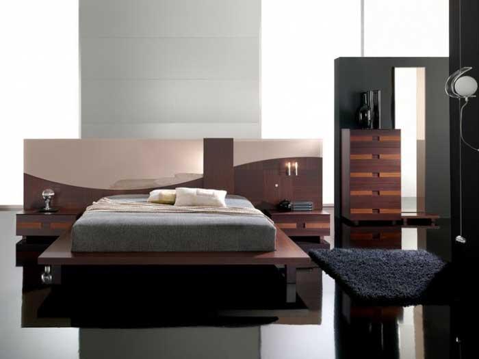 : bedroom furniture modern design