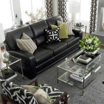 Black Leather Sofa Ideas For Sophisticated And Chic Interiors