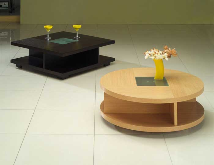 coffee and end tables for small spaces
