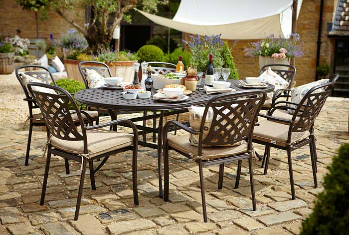 hartman garden furniture berkeley