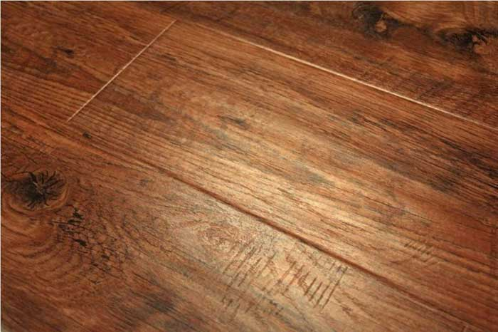 high quality hand scraped laminate flooring