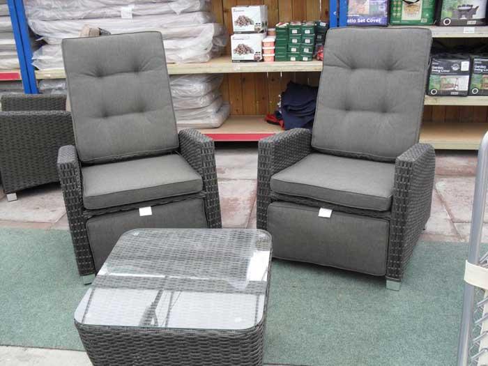 rattan garden furniture cheap