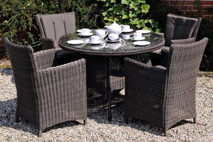 rattan garden furniture cheapest
