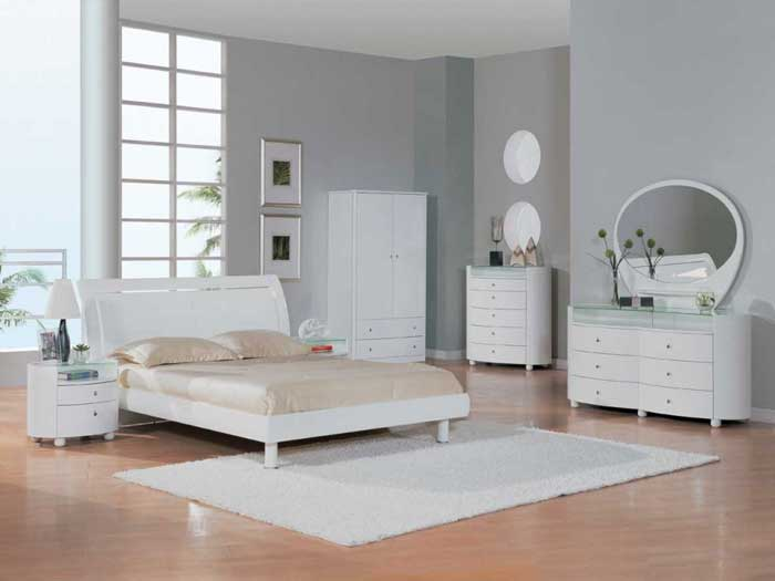 : white bedroom furniture ideas
