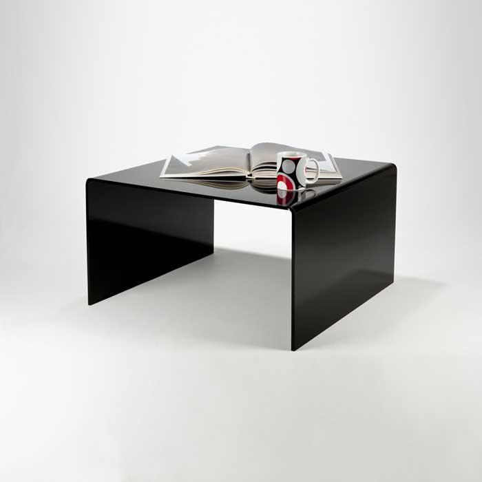 black acrylic coffee table uk