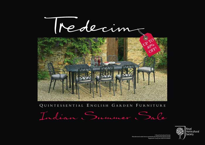 tredecim garden furniture