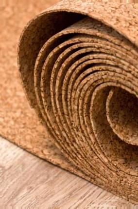 Bewildering cork underlay for flooring