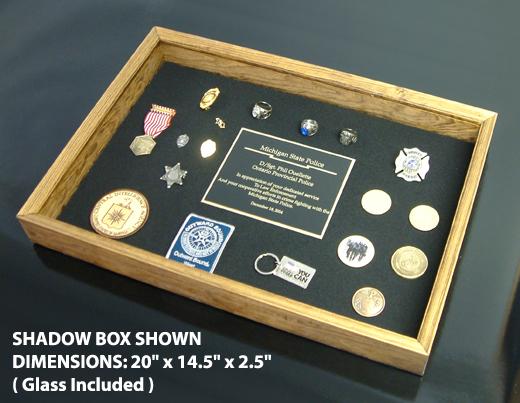 diy shadow box jewelry case