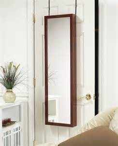 door mirror jewelry cabinet