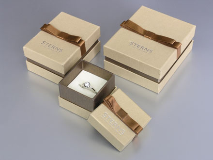 small cardboard jewelry gift boxes