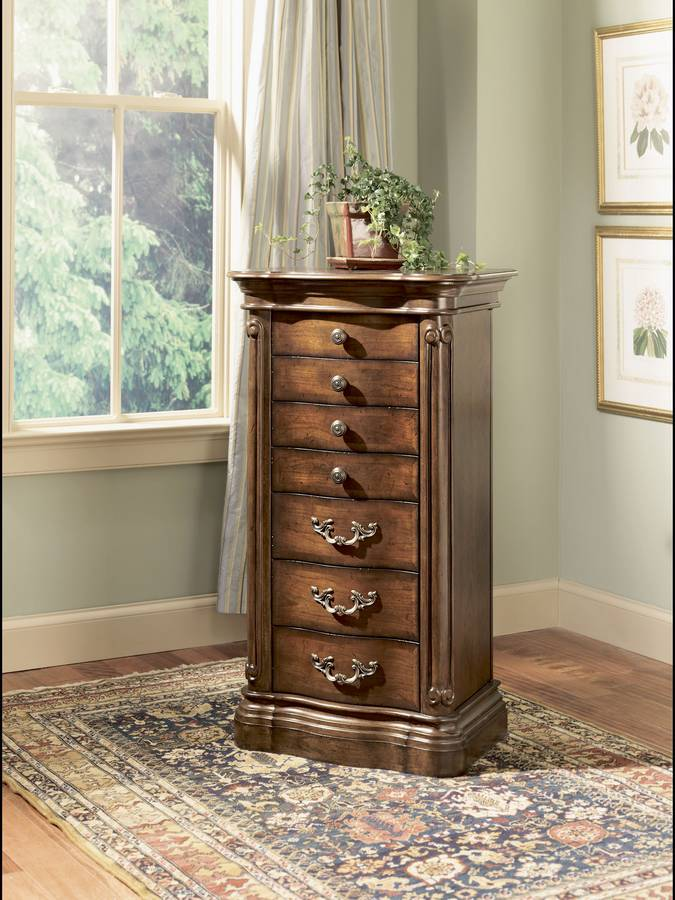 cheap tall jewelry armoire
