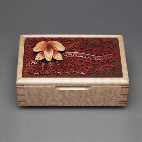 engravable wood jewelry box