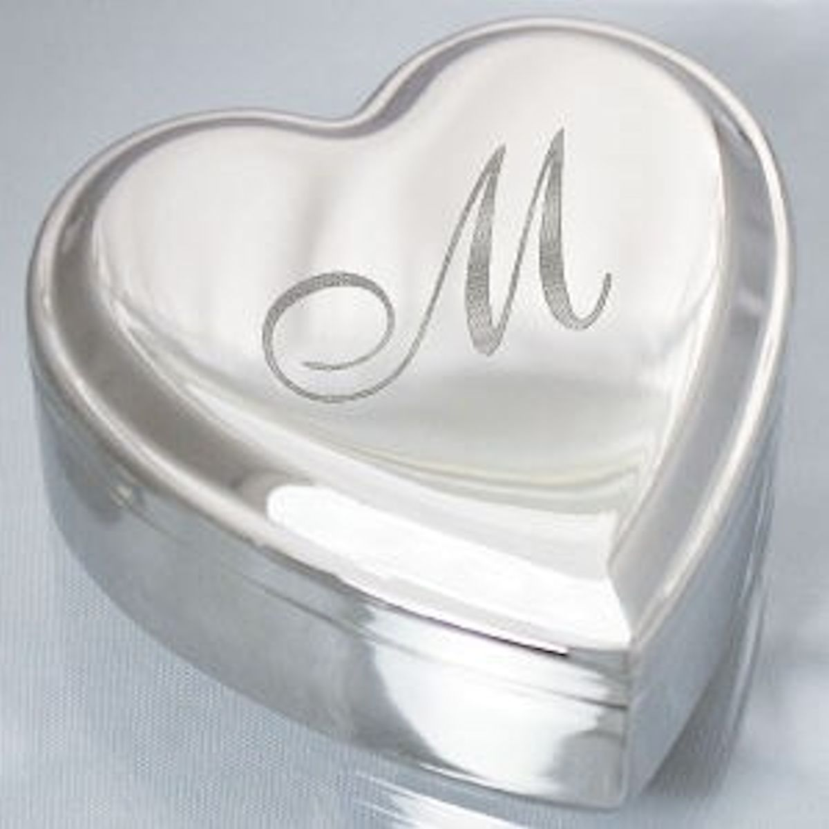 engraved jewelry box for baby