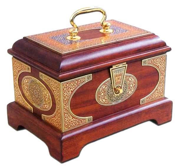 Handmade Wooden Boxes For Sale. Picture: rolando000  Source: Flickr