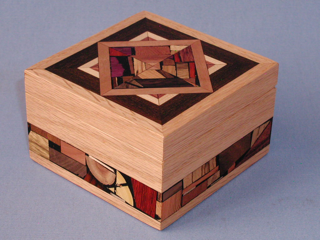how to make a jewelry box for earrings