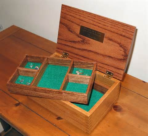 how to make jewelry box hinges