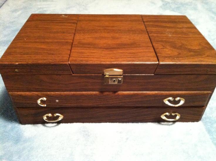 jewelry box drawer handles