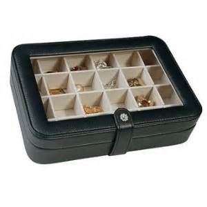 jewelry box for rings and earrings