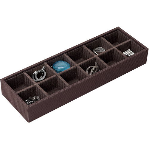jewelry holder with tray