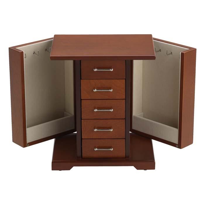 luxury jewelry chest