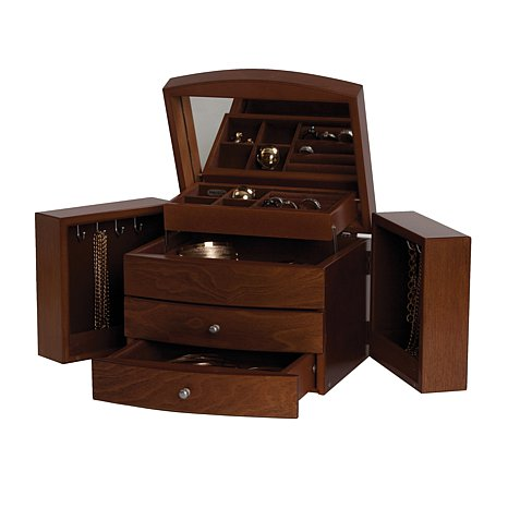 mele jewelry box antique