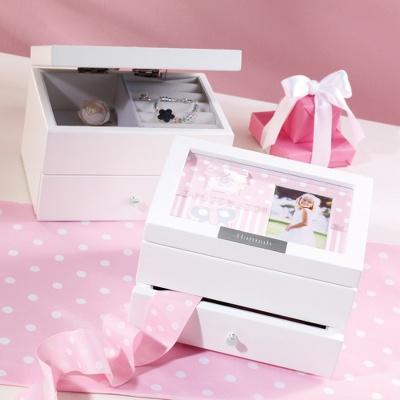 personalized flower girl jewelry box