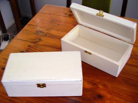 wood range box for sale