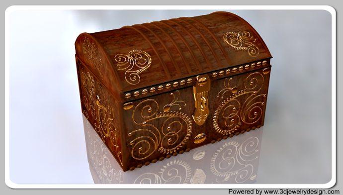 Antique jewelry box appraisal