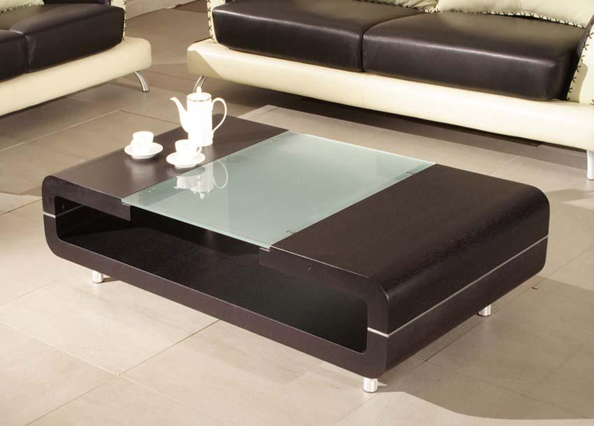 Contemporary coffee tables design