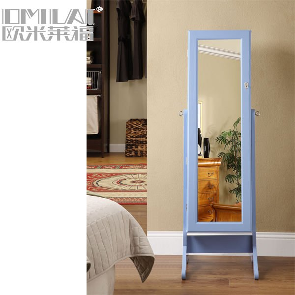 Full length mirror jewelry armoire qvc