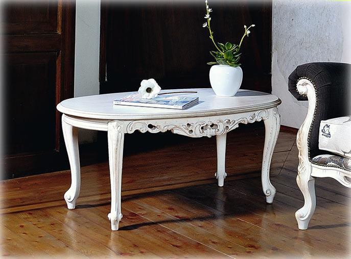 Small oval coffee tables