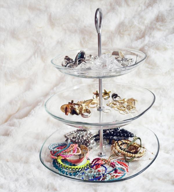 Cheap jewelry storage ideas