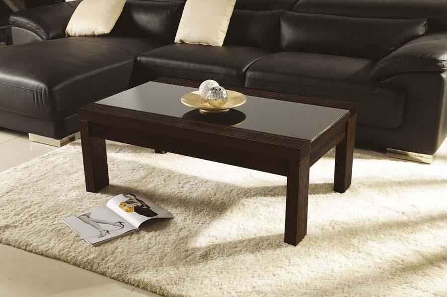 Dark wood coffee table uk