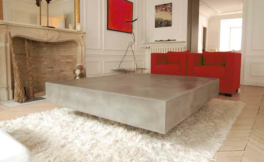 Ggranite coffee table designs