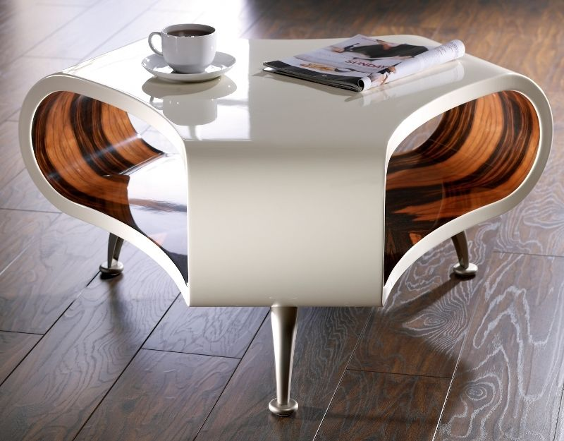 Modern retro coffee tables